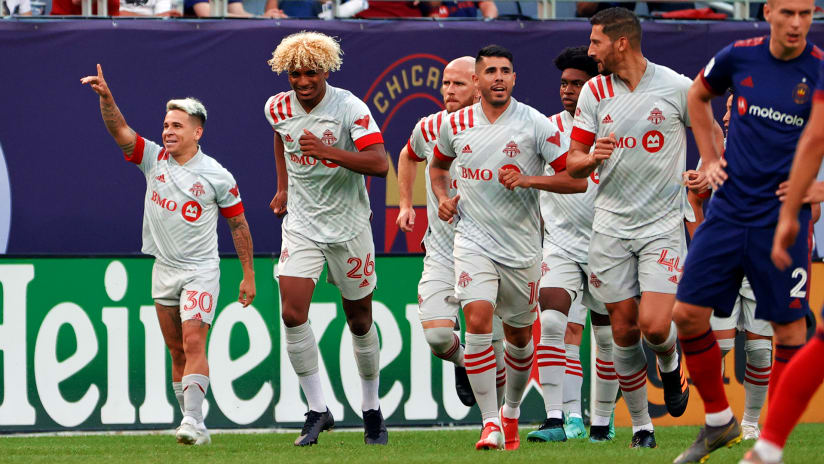 Recap: Chicago Fire FC 1, Toronto FC 2