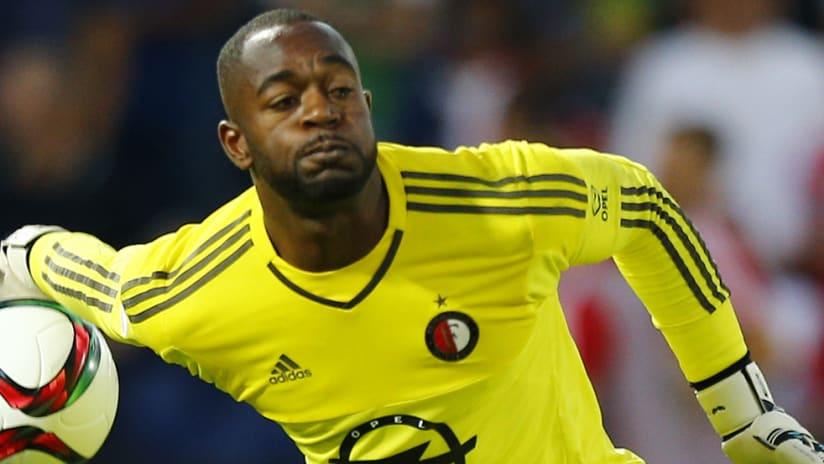 Kenneth Vermeer - Feyenoord - goalkeeper