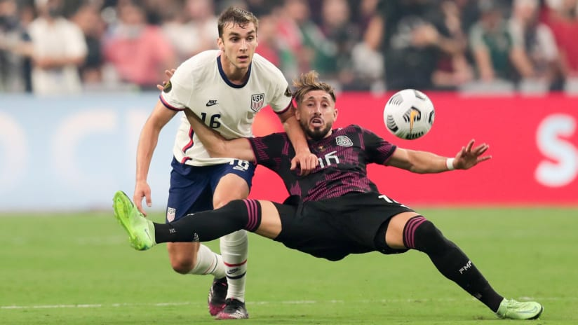"""James Sands: Gold Cup was a """"big step forward"""" for my USMNT stock"""