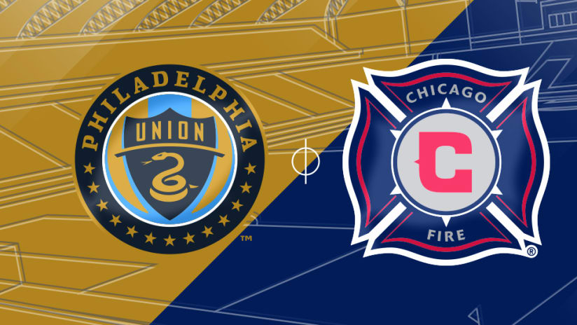 Philadelphia Union vs. Chicago Fire - Match Preview Image