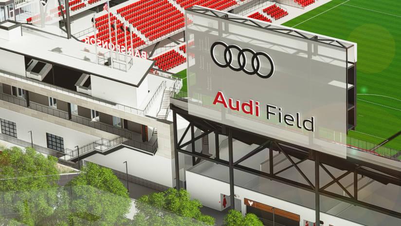 D.C. United's Audi Field