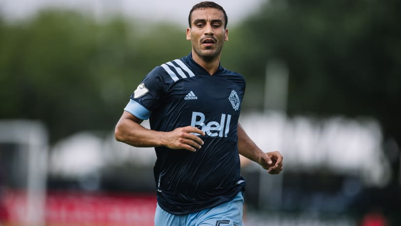 Ali Adnan – Vancouver Whitecaps –tight shot