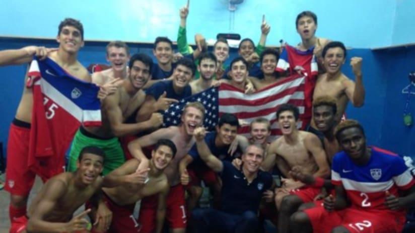 US U-17 national team qualify for U-17 World Cup thumbnail