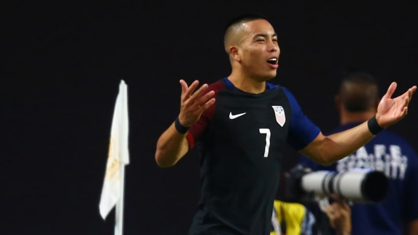 Bobby Wood - US national team - Frustrated at Copa America