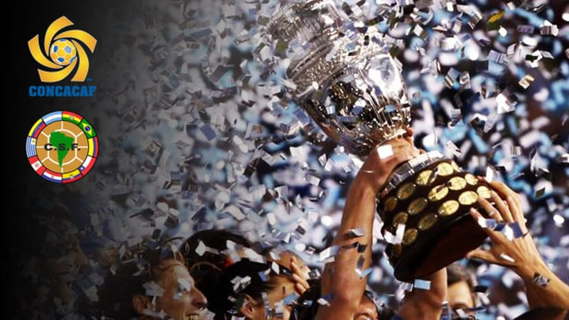 Copa America Centenario: CONCACAF & CONMEBOL