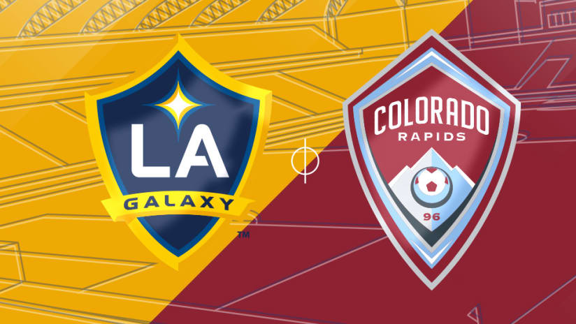 LA Galaxy vs. Colorado Rapids - Match Preview Image
