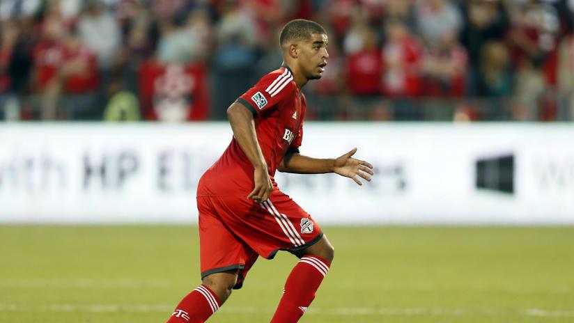 Jordan Hamilton, Toronto FC