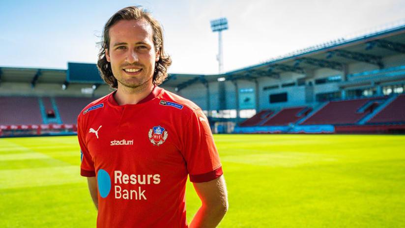 Mix Diskerud - Helsingborgs IF - signing