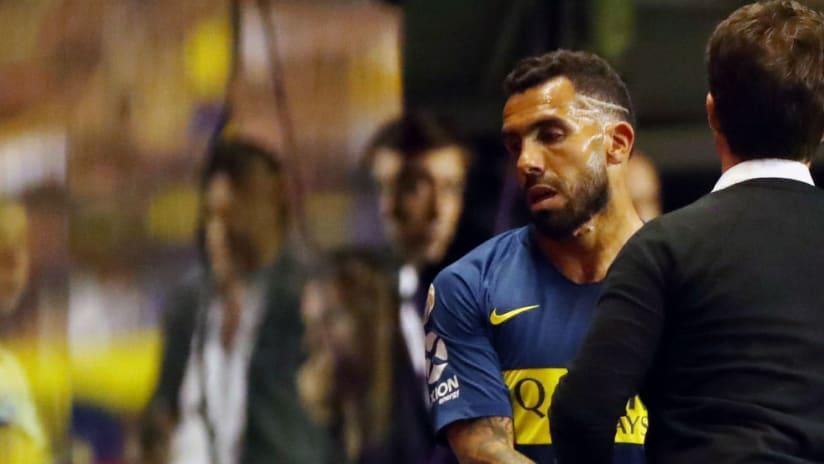 Carlos Tevez - Guillermo Barros Schelotto - Boca Juniors