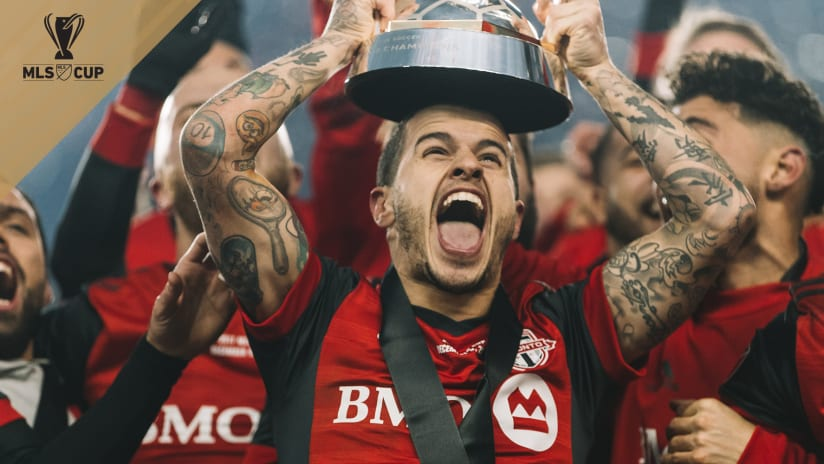 MLS Cup - 2017 - photo gallery - Giovinco - EMBED ONLY