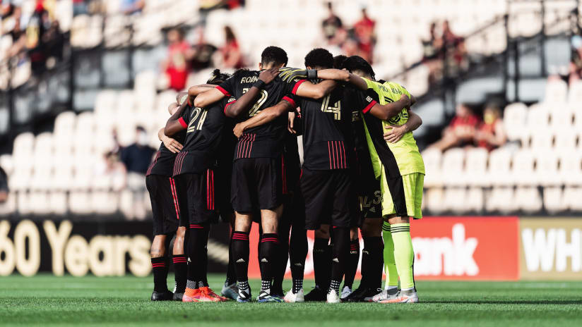 Atlanta United not looking past shorthanded Alajuelense in CCL second leg