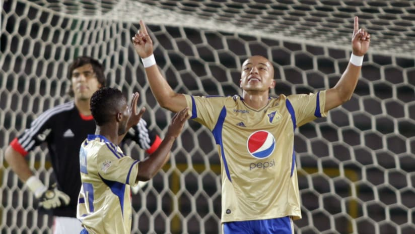 FC Dallas signing Juan Esteban Ortiz, with Millonarios
