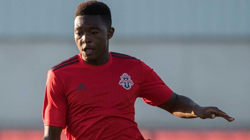 Ayo Akinola - Toronto FC - Embed