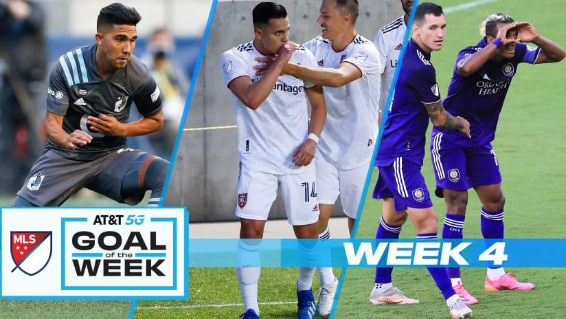 Vote for AT&T Goal of the Week - MLS Week 4
