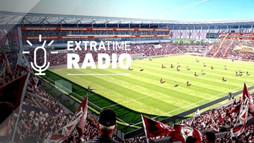 Sacramento stadium - ExtraTime Radio
