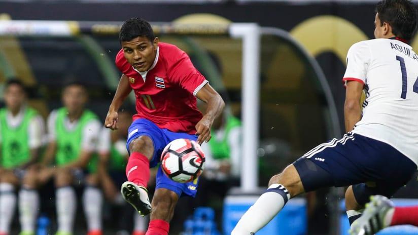Johan Venegas - Costa Rica - Copa America Centenario - Shoots golazo vs Colombia