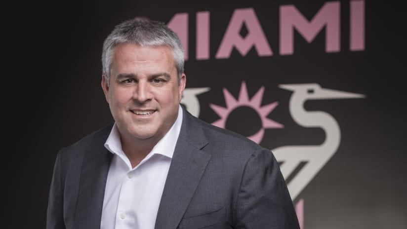 Paul McDonough - Inter Miami