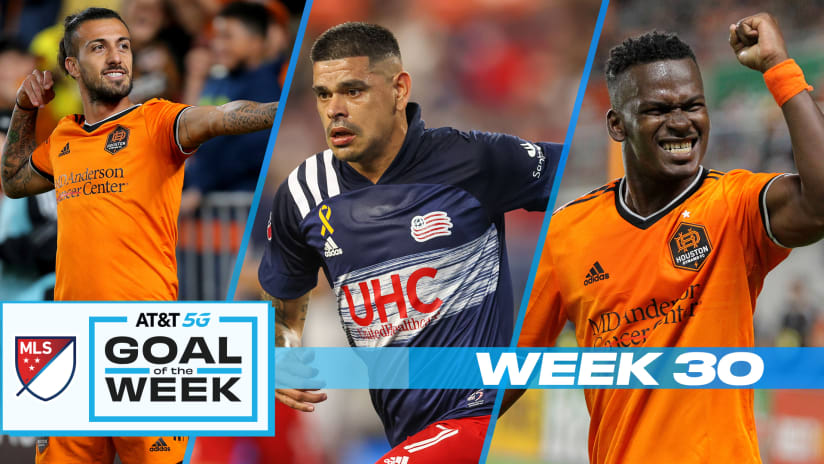 Vote for AT&T Goal of the Week - MLS Week 30