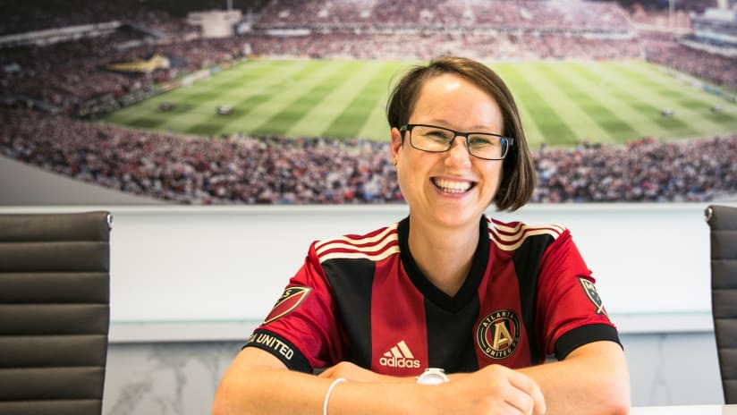 What the Lucy Rushton hire says about DC United's rebuild