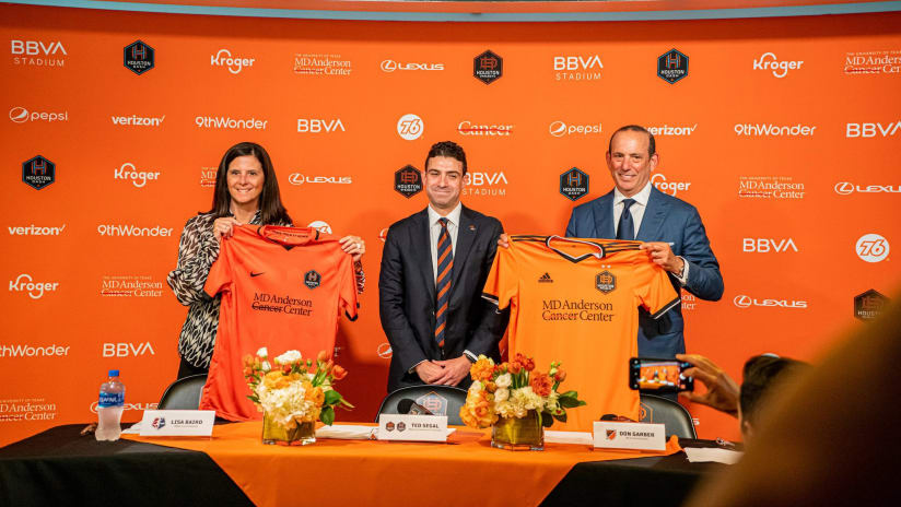 """""""Ready to get to work"""": New Houston Dynamo FC owner Ted Segal hits the ground running"""