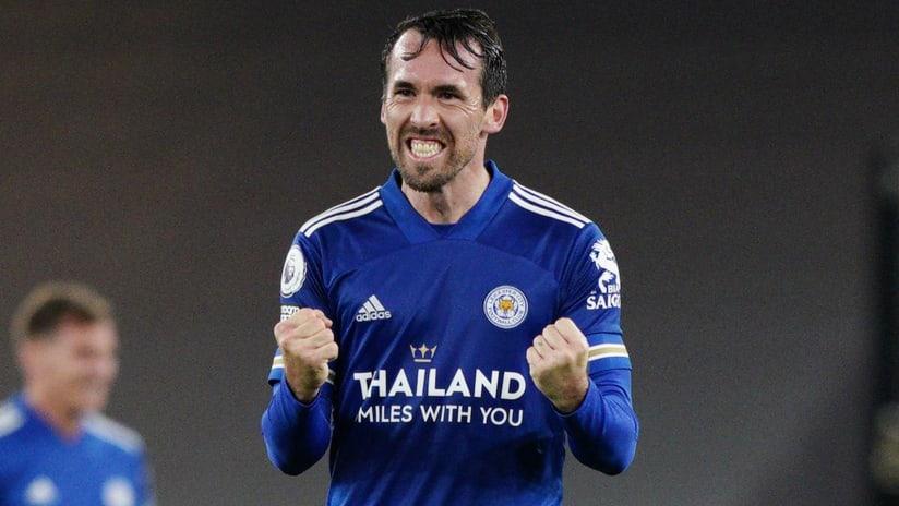 Christian Fuchs –Leicester City