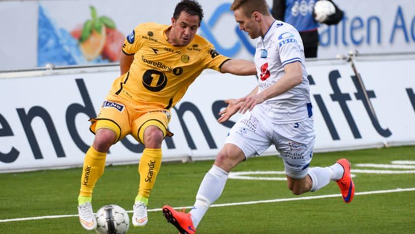 Danny Cruz plays for Bodø/Glimt, second picture