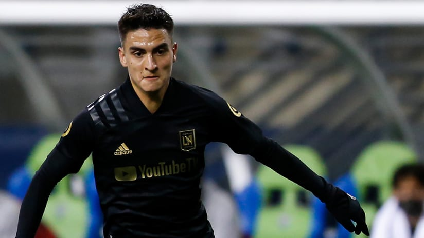 LAFC, Eduard Atuesta agree to one-year contract extension