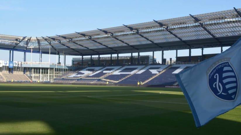 Sporting Park - wide shot - field