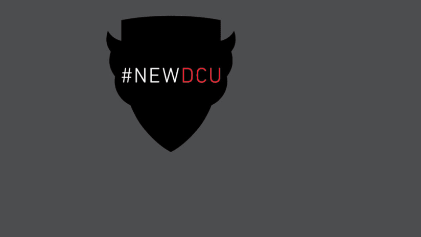 DC United new logo - TEASER