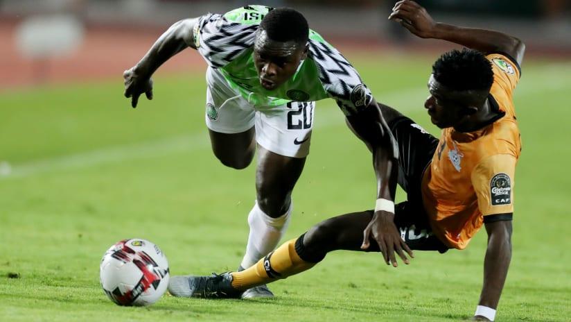 Sunushi Ibrahim - Nigeria U23