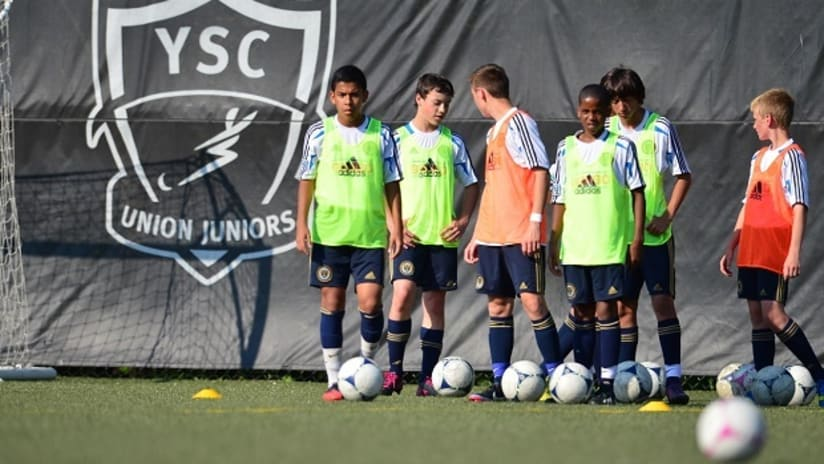 Philadelphia Union YSC Academy