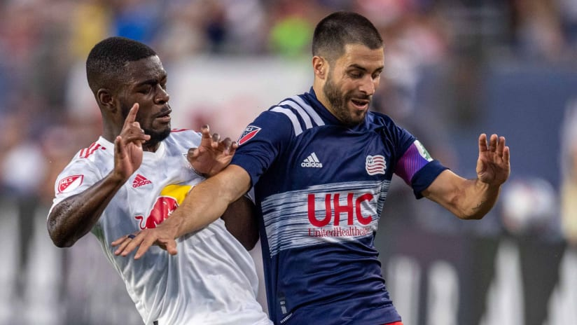 New England Revolution star Carles Gil named Week 9 MLS Player of the Week