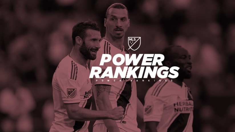 LA Galaxy - Power Rankings