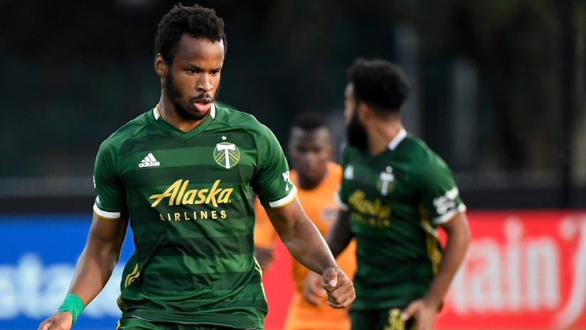 Official: San Jose Earthquakes acquire Jeremy Ebobisse from Portland Timbers in blockbuster trade