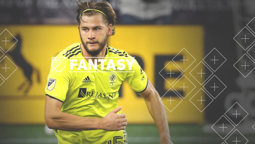 Fantasy: Walker Zimmerman - Nashville SC