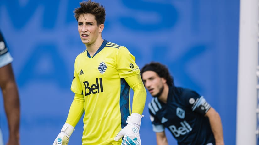 Thomas Hasal - Vancouver Whitecaps - MLS is Back