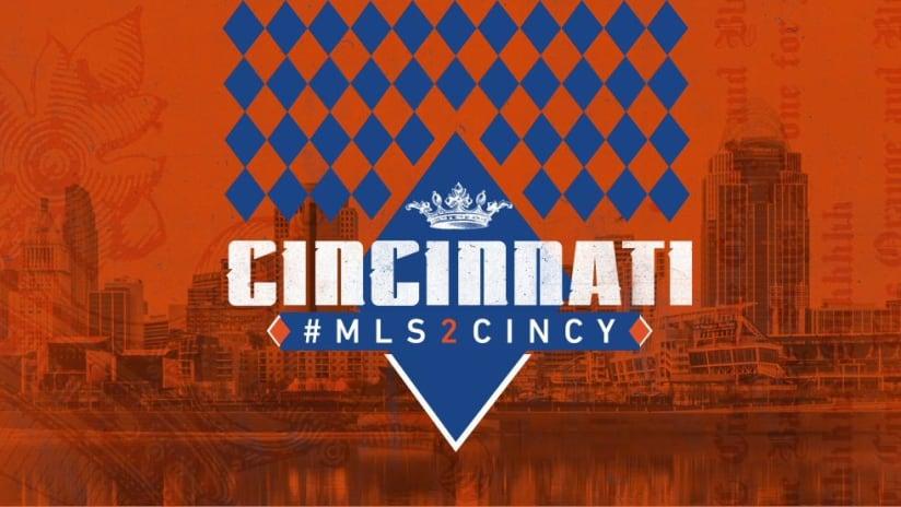 Cincinnati - MLS2CINCY image