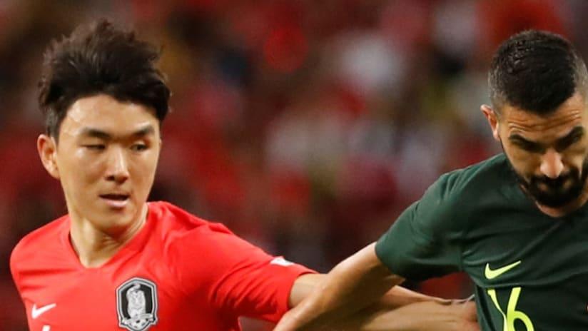 Kim Moon-Hwan - LAFC - Signing
