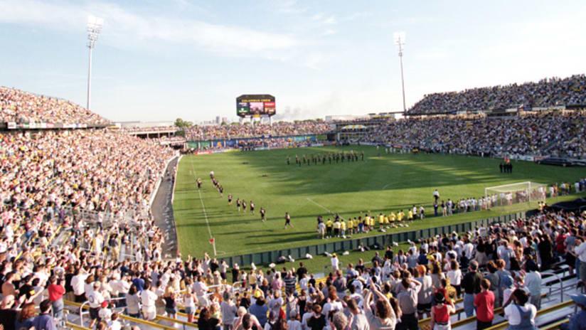 Columbus Crew Stadium - May 15, 1999
