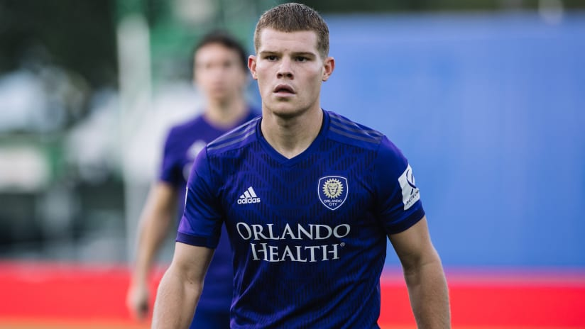 Is Orlando's Chris Mueller moving early to Hibernian? Oscar Pareja pumps the brakes