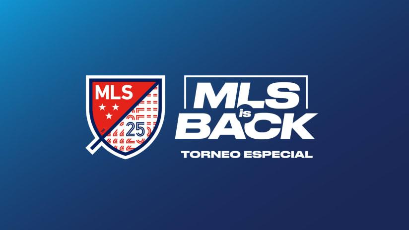 Torneo Especial MLS is Back