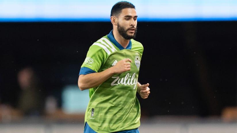 Seattle Sounders' Alex Roldan reportedly called up by El Salvador