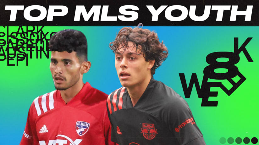 Top young-player performances of MLS Week 8