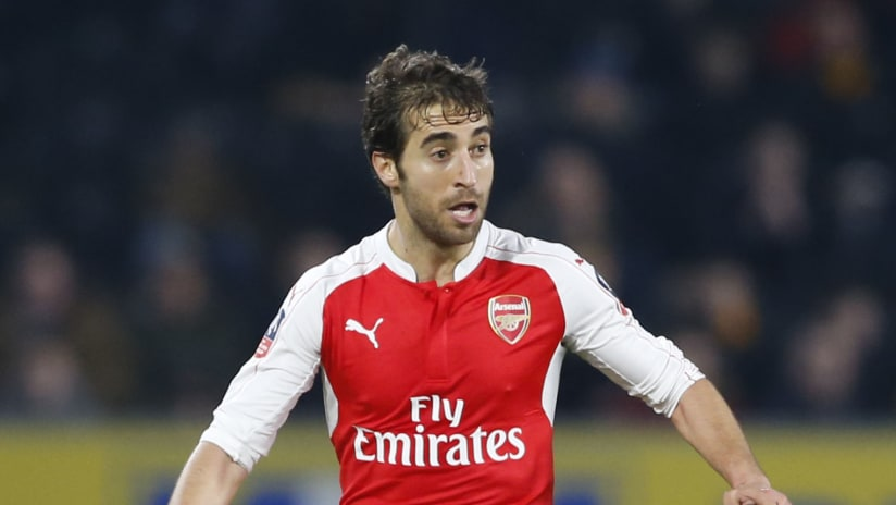 Mathieu Flamini - Arsenal FC