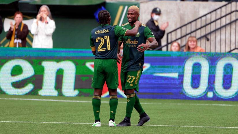 Recap: Portland Timbers 2, LAFC 1