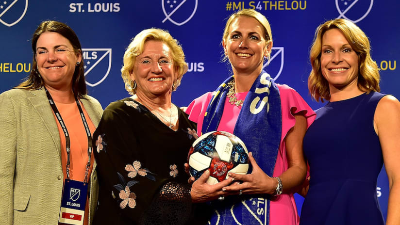 St. Louis MLS ownership group