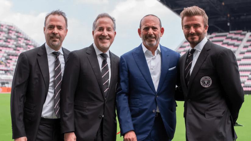 David Beckham, Mas brothers increase ownership stake in Inter Miami CF