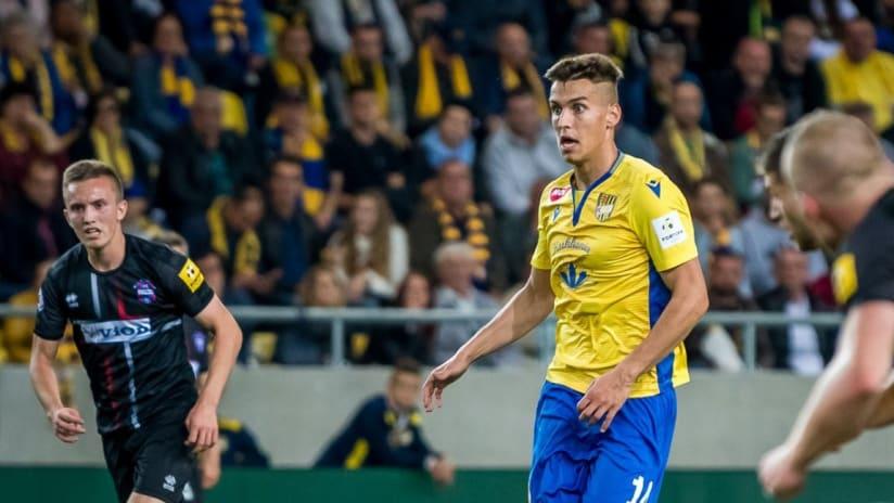 Philadelphia Union rents Matej Oravec to Slovakian club