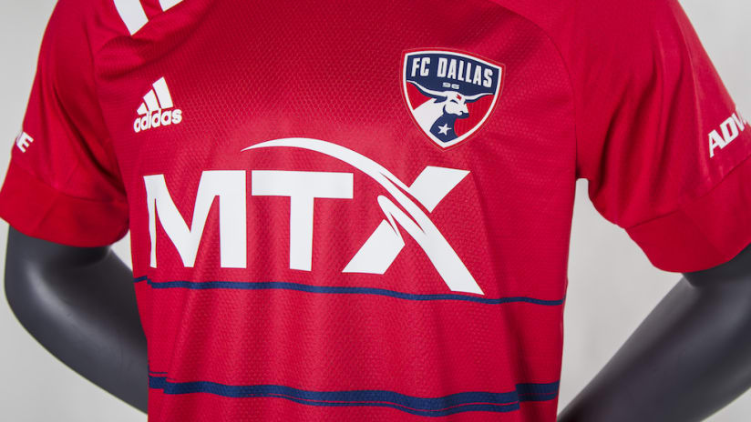 FC Dallas MTX sponsorship