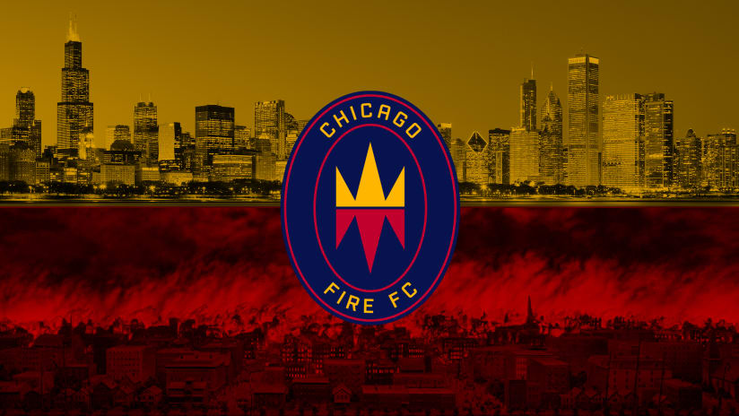 Chicago Fire FC - new logo announcement primary image